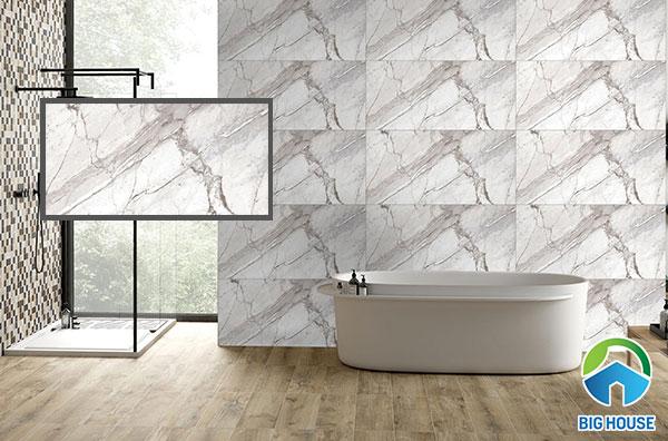 Mẫu gạch ốp tường Prime 08895 họa tiết vân đá marble sang trọng
