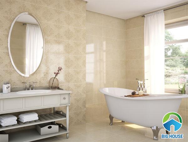 18 Mẫu gạch ốp nhà vệ sinh Giá rẻ – Đẹp cao cấp nhất 2021