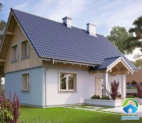 Ngói lợp nhà màu xanh: Top mẫu đẹp cùng bảng giá chi tiết