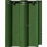 Mẫu ngói xanh lá M4 Forest Green