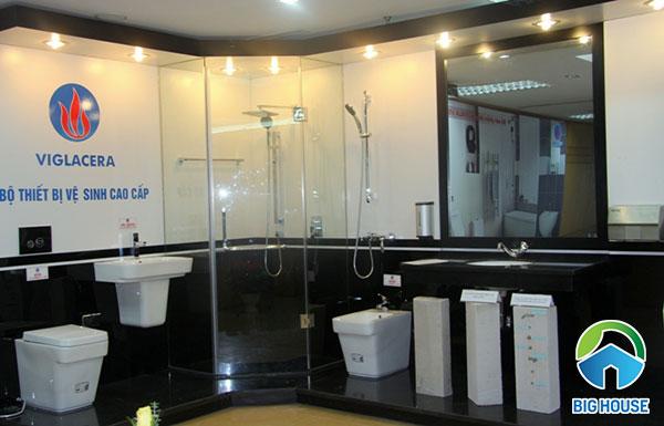 TOP Showroom gạch Viglacera tại TPHCM uy tín, chất lượng