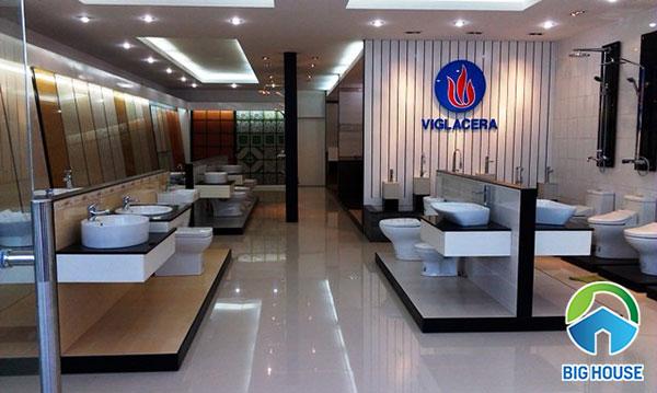 Đại lý thiết bị vệ sinh Viglacera TPHCM chất lượng – giá tốt nhất 2020