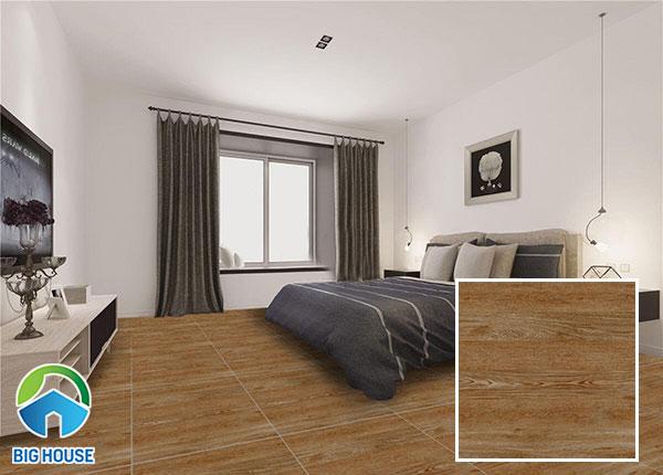 Gạch vân gỗ lát phòng ngủ Viglacera G 6003
