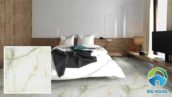 Mẫu gạch Vitto mã 5606 kích thước 60x60cm vân đá marble