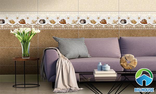 gạch ốp tường phòng khách 30x60 Đồng Tâm 3060NHATRANG002 - D3060NHATRANG003 - 3060NHATRANG001