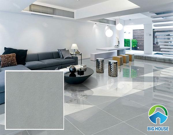 mẫu gạch Taicera P67708N kích thước 60x60 cho phòng khách