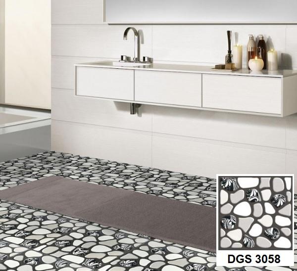 gạch lát nền phòng tắm DGS 3058