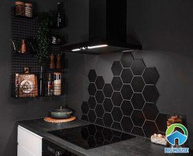 5 Mẫu gạch lục giác đen Đẹp – Sang trọng kèm báo giá 2021
