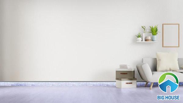 Gạch chân tường Prime 02020 vân đá xanh hiện đại