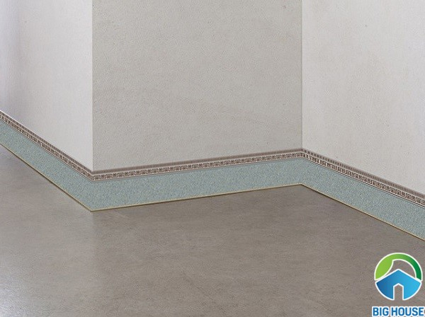 Gạch ốp chân tường Prime 02038 kích thước 12x40 họa tiết vân đá hoa cương hiện đại