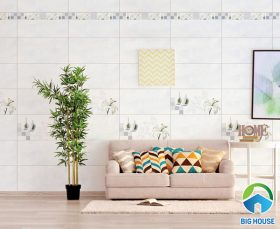 15 Mẫu gạch ốp tường 30×60 màu trắng đẹp kèm báo giá 2020
