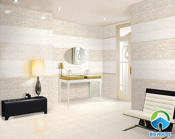 Gạch vân đá ốp tường nhà tắm KT3622 - KT3621 (đậm - nhạt)