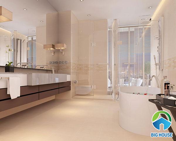 Bộ gạch ốp tường nhà tắm Viglacera UM3606 - UM3606A - UM3605