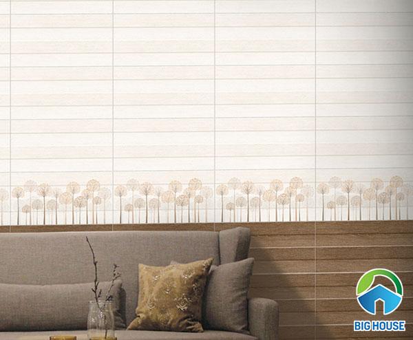 Gạch ốp tường Prime 30x60cm vân gỗ mã 09544 - 09543 - 09545
