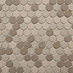 Gạch mosaic lục giác MSG250430