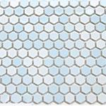 Gạch mosaic màu xanh nhạt MSG250431