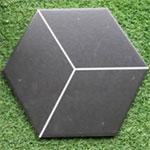 giá gạch lục giác DS23004