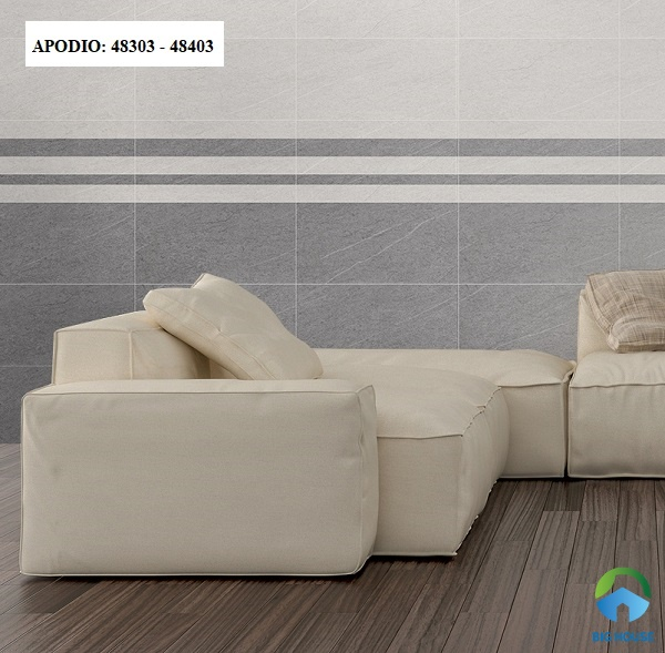 gạch ốp phòng khách apodio 2