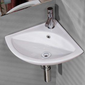 Mẫu chậu rửa góc Viglacera Đẹp – Bền – Giá rẻ – Bán chạy nhất 2021