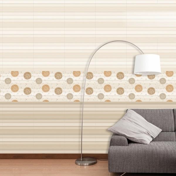 Bộ gạch ốp tường prime 08437 tông màu nhẹ nhàng, thanh lịch