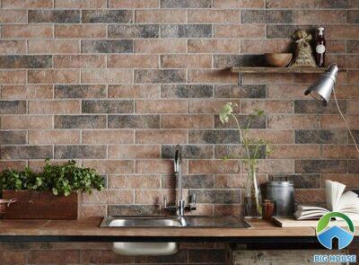 Gạch ốp tường giả cổ: TOP mẫu gạch Đẹp, Giá rẻ nhất 2021