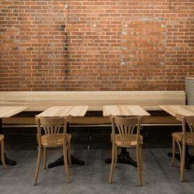 15+ mẫu gạch ốp tường quán cà phê Đẹp – Độc – Chất Nhất 2021