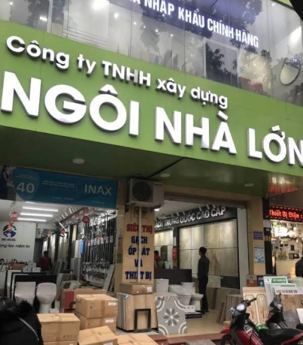 Địa chỉ mua lavabo chính hãng và uy tín tại Hà Nội