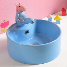 TOP mẫu chậu rửa mặt cho bé nhỏ gọn và tiện lợi nhất