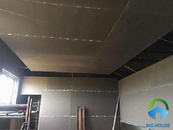 Dùng gạch mát để ốp tường trong hoặc ngoài