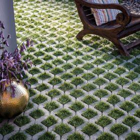 Gạch block trồng cỏ: Bảng báo giá gạch 8 lỗ, 5 lỗ, 2 lỗ rẻ nhất 2021
