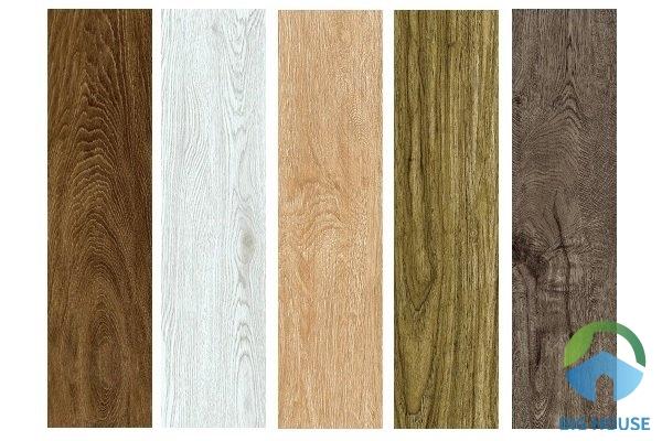 Gạch giả gỗ loại nào tốt