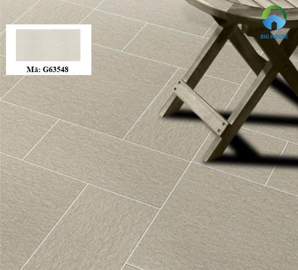 Mẫu Gạch Taicera G63548 màu xám nhạt men matt chống trơn cực tốt