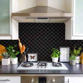 TOP Mẫu Gạch Mosaic Màu Đen Đẹp – Sang Trọng nhất 2021