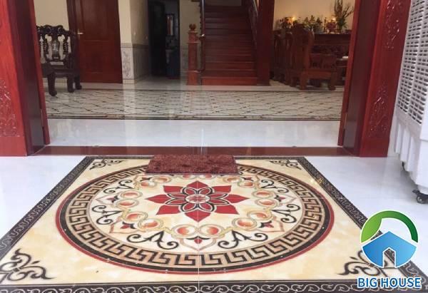 Gạch thảm hiên nhà