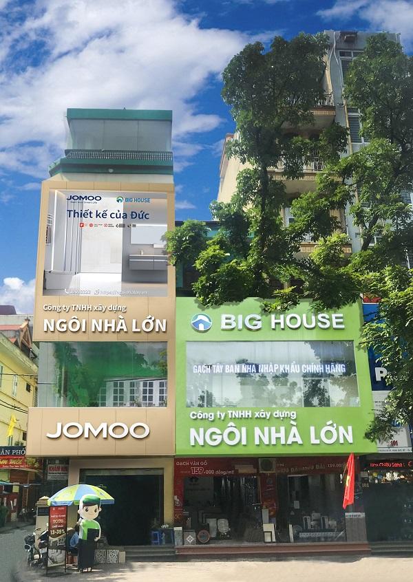 Big House - Đại lý cung cấp thiết bị vệ sinh số 1 trên toàn quốc