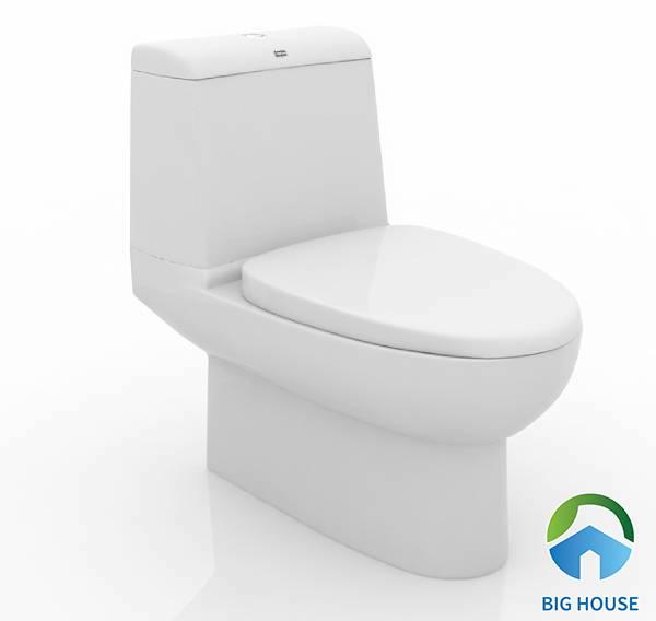 Mẫu thiết bị vệ sinh dành cho người cao tuổi - Bồn cầu American Standard 2327-WT