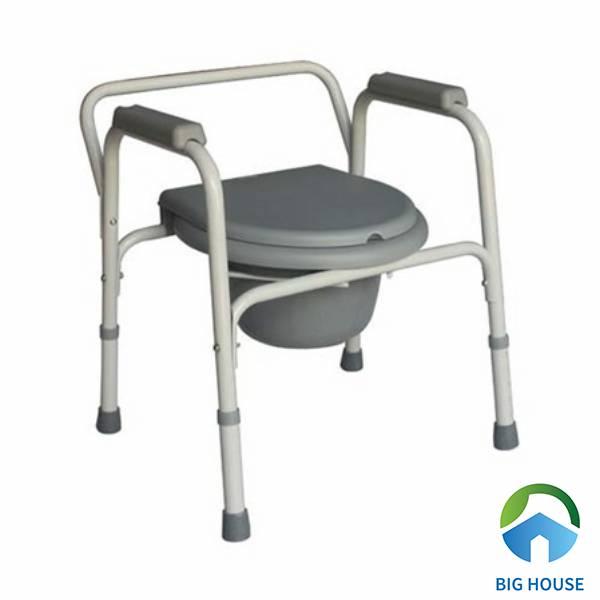 Ghế bô vệ sinh dành cho người già Lucass G8 thiết kế nhỏ gọn và tiện lợi