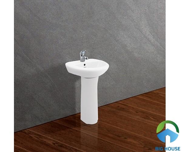 Thiết bị vệ sinh trẻ em - lavabo Viglacera CTE kiểu dáng đặc biệt dành cho trẻ nhỏ