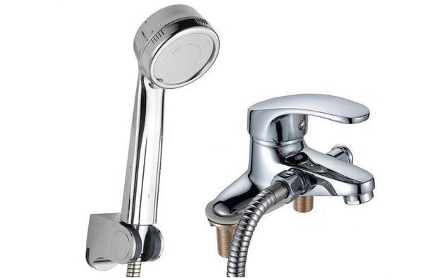 sen liền vòi DS 219 cho phòng tắm 1m2 mạ Niken Crom sáng bóng