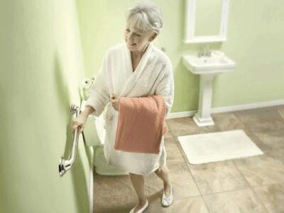 Tiêu chuẩn thiết kế nhà vệ sinh cho người già đảm bảo an toàn