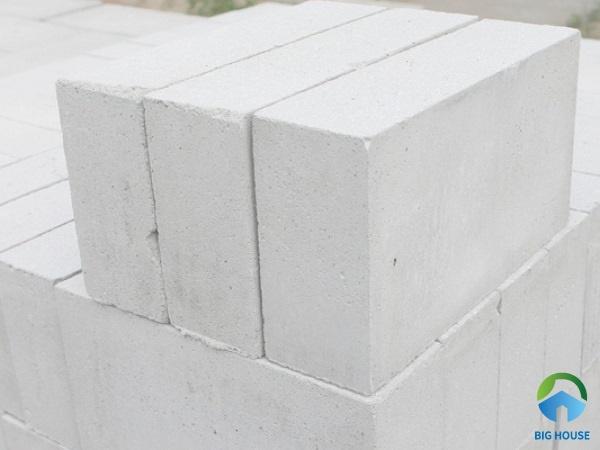 gạch không nung bê tông chưng khí áp